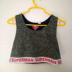 SUPERMAN womens top